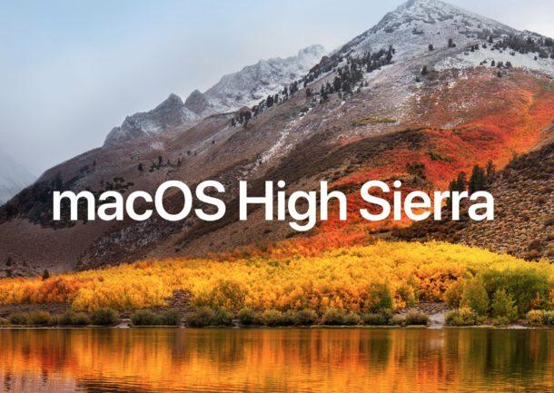 SSH issues with Mac OS X High Sierra
